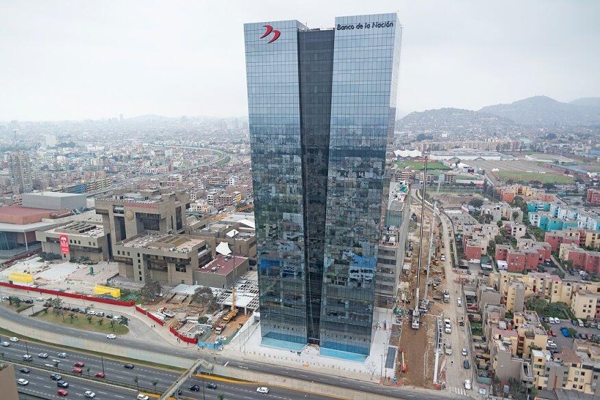 Nueva Sede Banco de la Nación – San Borja
