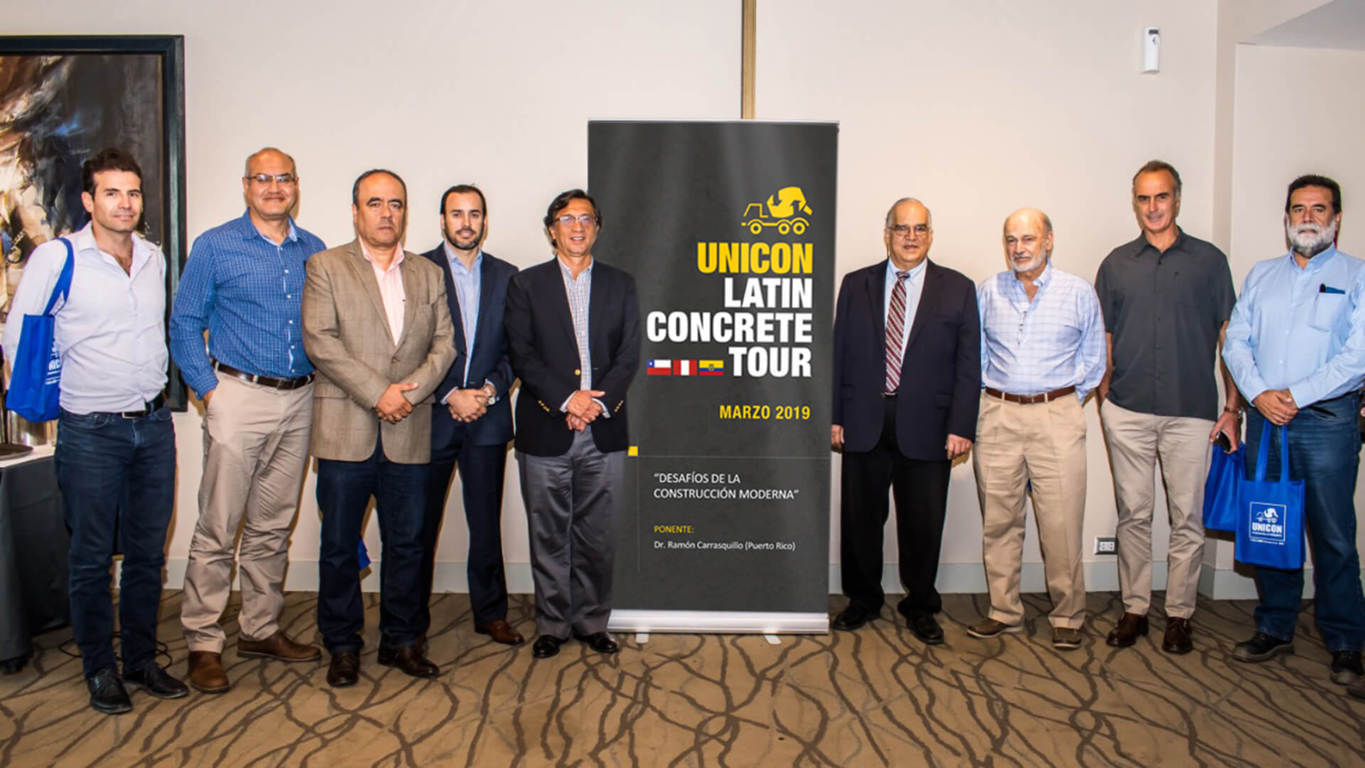 UNICON LATIN CONCRETE TOUR: Más allá del concreto