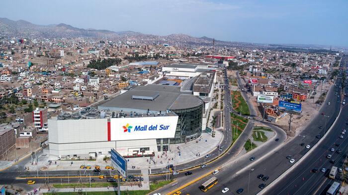 Centro Comercial Mall del Sur