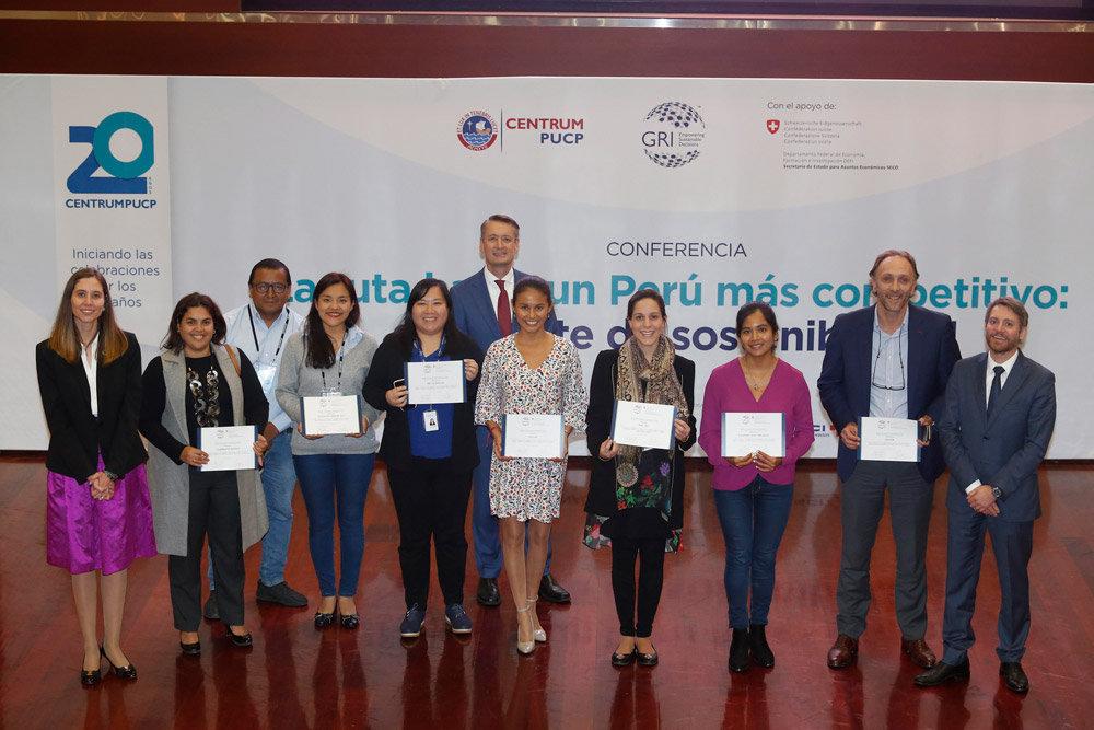UNICON es reconocido por su participación en el Programa Negocios Competitivos