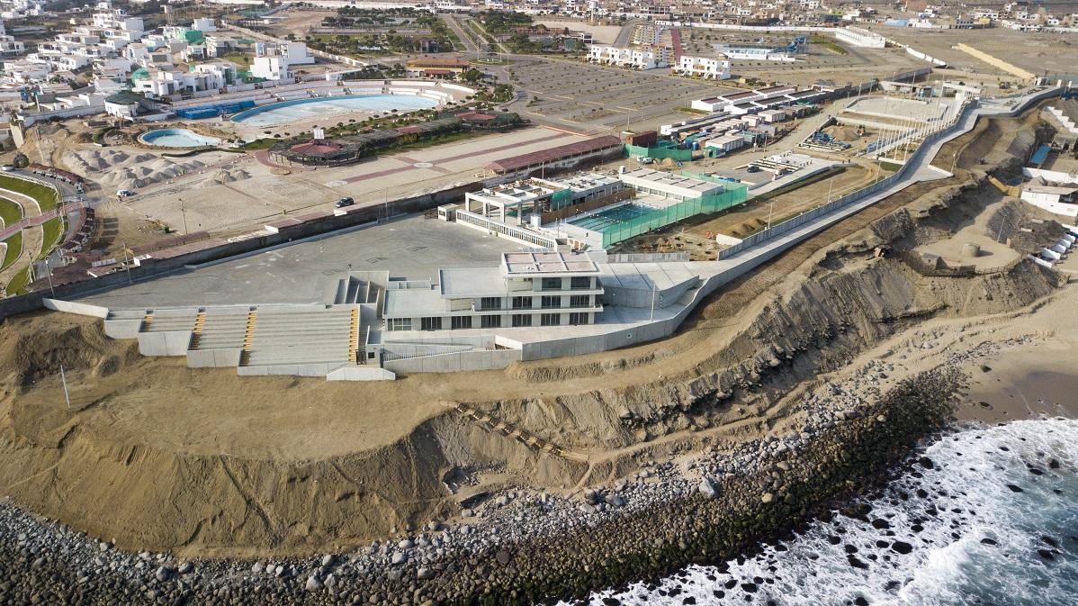 Centro de Alto Rendimiento de Surf- Punta Rocas