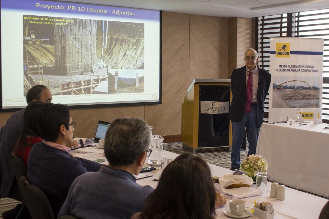 """1° ENCUENTRO DE INGENIEROS ESTRUCTURALES DEL PERÚ """"Especificando por Desempeño con Tecnología e Innovación"""""""